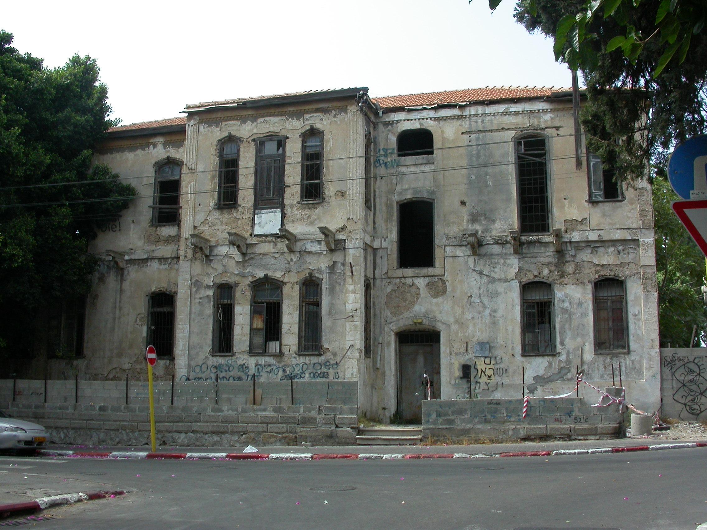Alkonin Hotel, Tel Aviv's First Hotel